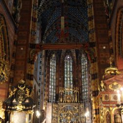 KRAKOW, ST. MARY'S CHURCH 041