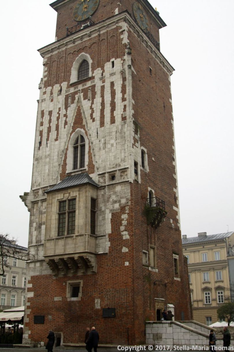 KRAKOW TOWN HALL TOWER 001