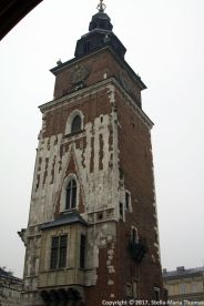 KRAKOW TOWN HALL TOWER 002