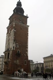 KRAKOW TOWN HALL TOWER 003