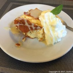 KRAKOW, WAWEL CAFE, POLISH CHEESECAKE 003