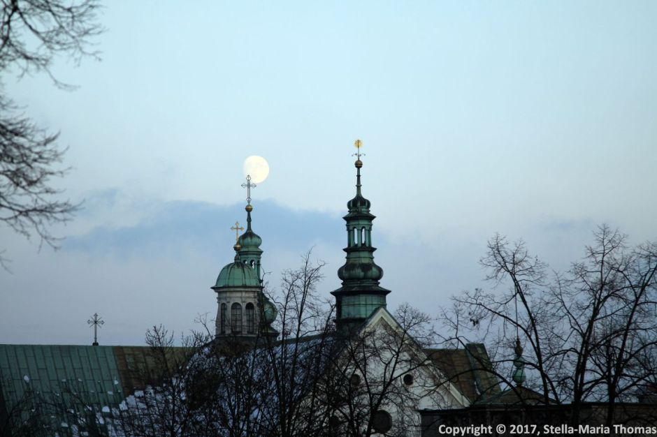 MOONRISE OVER KRAKOW 002