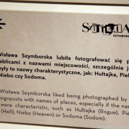 WISLAWA SZYMBORSKA EXHIBITION 011