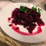 FOOD TOUR, DOROTHY'S KITCHEN, RED CABBAGE SALAD 049