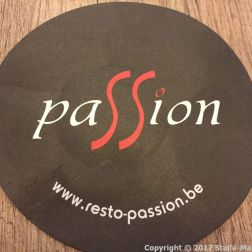 PASSION - DRINK MAT 004