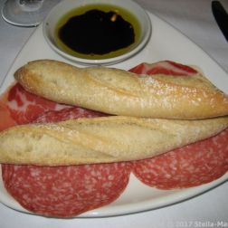 PRIDE OF HULL, THE BRASSERIE - CHARCUTERIE AND ROLLS 007
