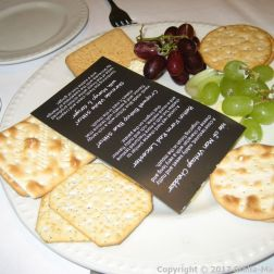 PRIDE OF HULL, THE BRASSERIE - CHEESE AND BISCUITS 009