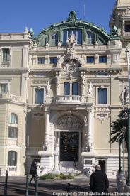 AROUND THE CASINO, MONACO 019