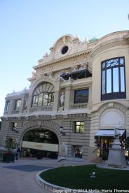 AROUND THE CASINO, MONACO 047