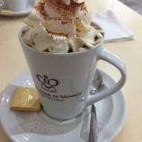 CHOCOLATERIE DE MONACO, VIENNESE HOT CHOCOLATE 001