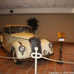 HSH THE PRINCE OF MONACO_S CAR COLLECTION 106