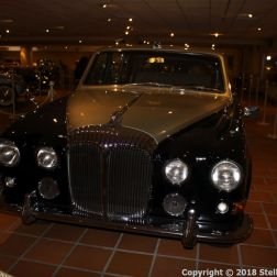 HSH THE PRINCE OF MONACO_S CAR COLLECTION 128