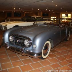 HSH THE PRINCE OF MONACO_S CAR COLLECTION 134
