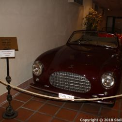 HSH THE PRINCE OF MONACO_S CAR COLLECTION 166