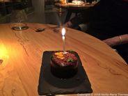 LE MIRAZUR, MENTON, BIRTHDAY CAKE 023