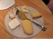 LE MIRAZUR, MENTON, SELECTION OF CHEESE 016