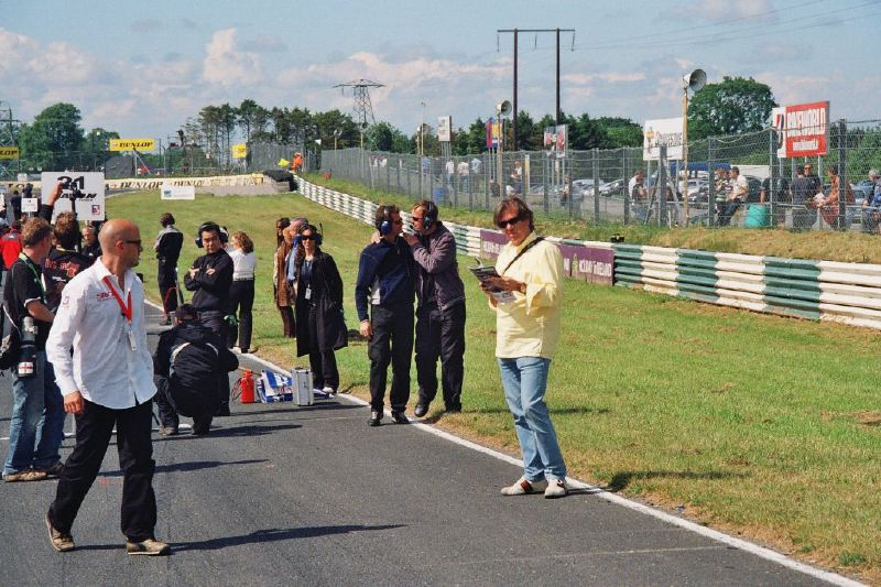 Travel 2005 – Mondello Park, Malahide, Ireland