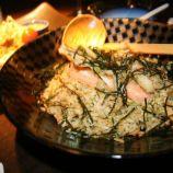 aqua-tokyo---crab-rice-with-terriyaki-crab-001_3040995381_o