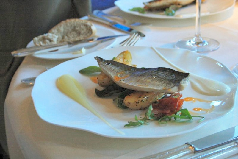 Food 2008 – Le Manoir aux Quat'Saisons