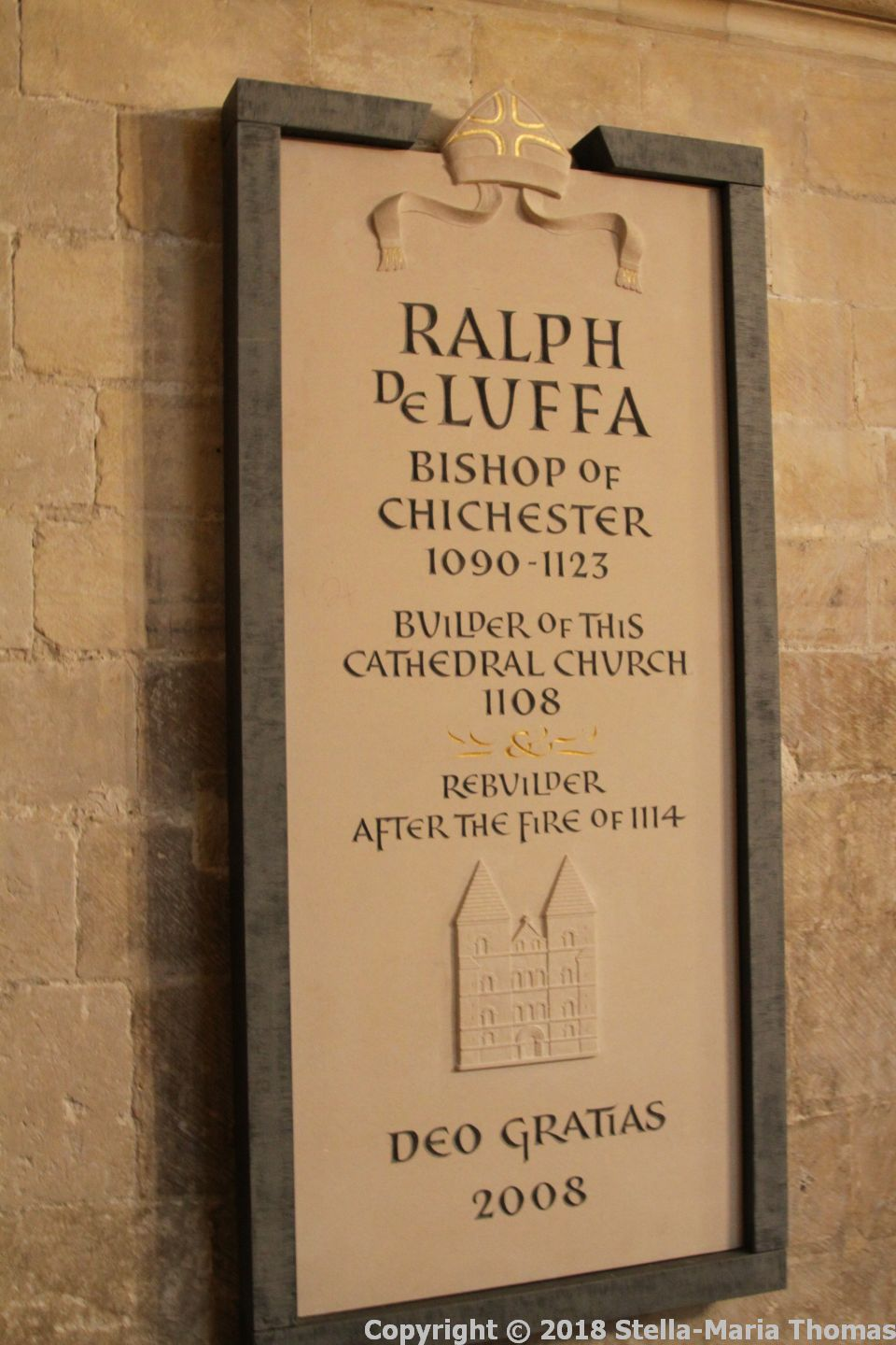 CHICHESTER CATHEDRAL 049