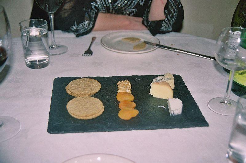 Food 2005 – The Vine House, Paulerspury, Northamptonshire