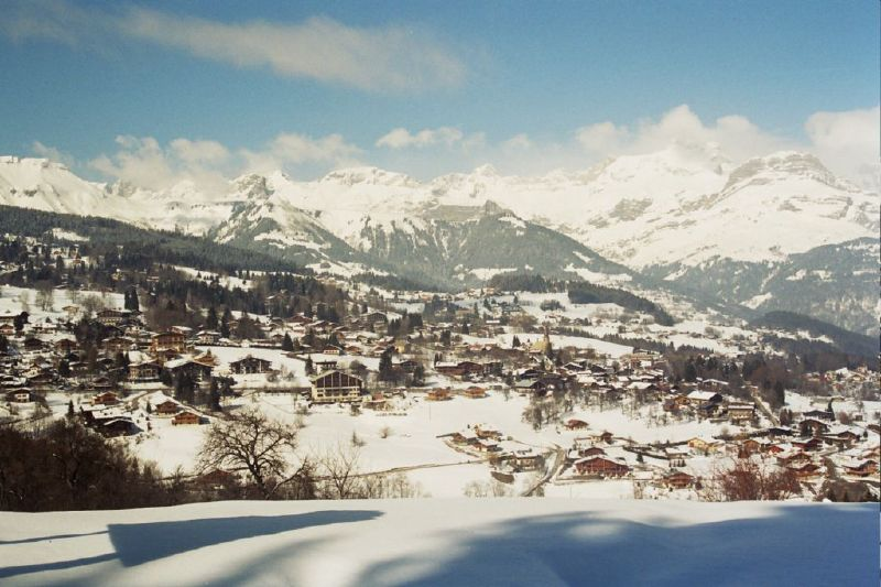 Travel 2008 – Megeve, Days 1 to 4