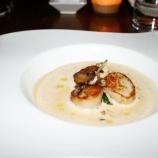 dinner-artisan-16th-february-2008---lobster-veloute-scallops_2272723638_o