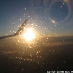 FLYING TO COPENHAGEN 004
