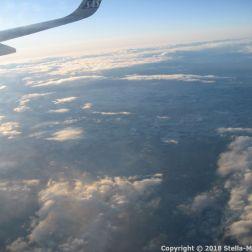 FLYING TO COPENHAGEN 009
