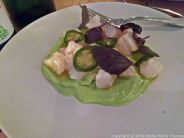 GORILLA, CEVICHE OF PIKE-PERCH, AVOCADO 009