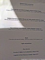 LOCANDA LOCATELLI, MENU 012