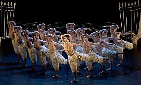 Theatre 2005 – Swan Lake, Milton KeynesTheatre