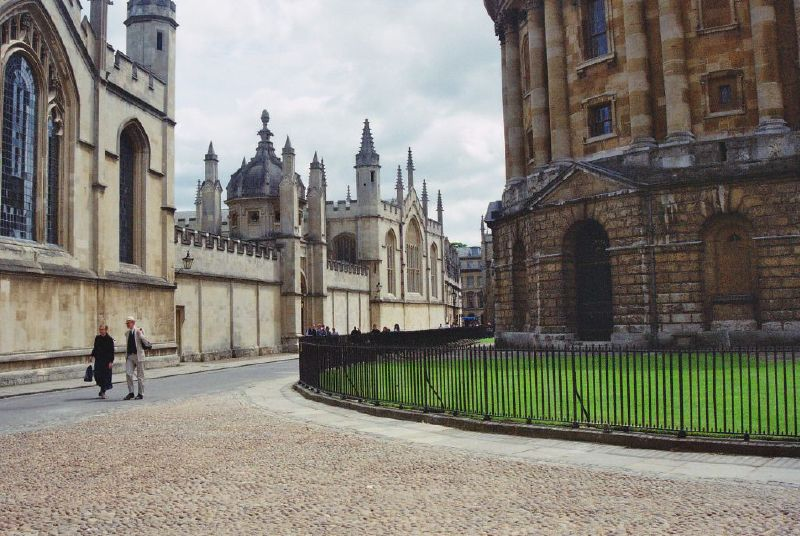 Travel 2006 – Oxford, UK
