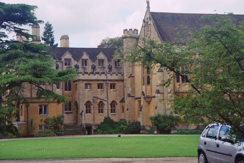 Travel/Food 2006 – Oxford, UK