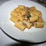 profondo-rosso---tortiglioni-di-gragnano-with-rabbit-liver-sweet-onion-parsley-and-celeriac-013_5631644972_o