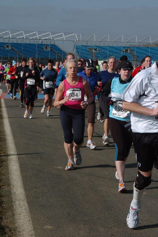 Running 2011 – Silverstone HalfMarathon