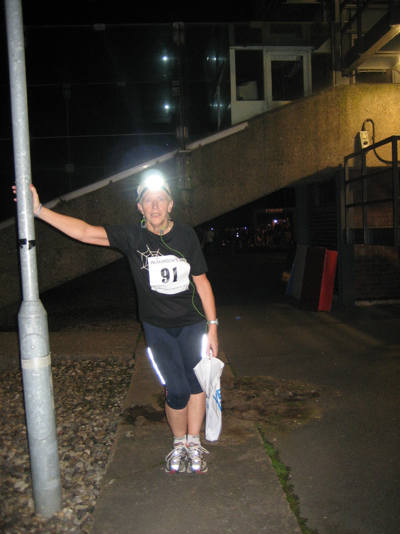 Running 2010 – Spooky Sprint 10K, HolmePierrepoint