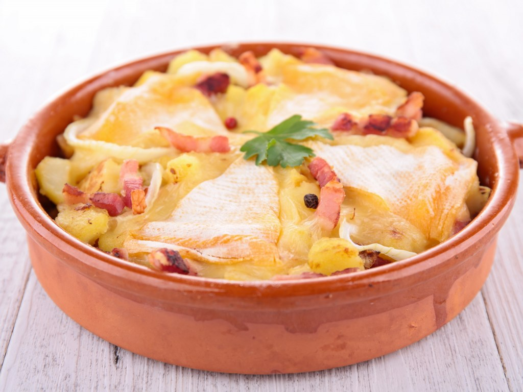 Food 2008 – Recipe (Tartiflette)