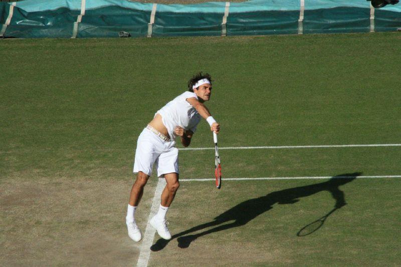 Events 2008 – Wimbledon Men's QuarterFinals