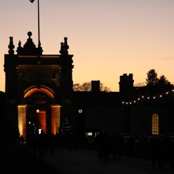 BLENHEIM PALACE CHRISTMAS TRAIL 2017 001