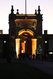 BLENHEIM PALACE CHRISTMAS TRAIL 2017 002