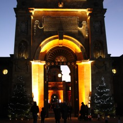 BLENHEIM PALACE CHRISTMAS TRAIL 2017 004