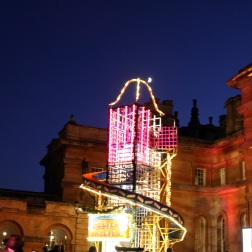 BLENHEIM PALACE CHRISTMAS TRAIL 2017 007