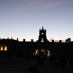 BLENHEIM PALACE CHRISTMAS TRAIL 2017 008