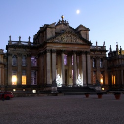 BLENHEIM PALACE CHRISTMAS TRAIL 2017 010