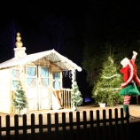 BLENHEIM PALACE CHRISTMAS TRAIL 2017 177