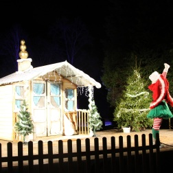 BLENHEIM PALACE CHRISTMAS TRAIL 2017 177