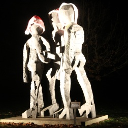 BLENHEIM PALACE CHRISTMAS TRAIL 2017 180