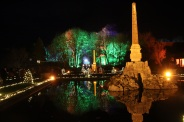 BLENHEIM PALACE CHRISTMAS TRAIL 2017 186