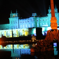 BLENHEIM PALACE CHRISTMAS TRAIL 2017 190